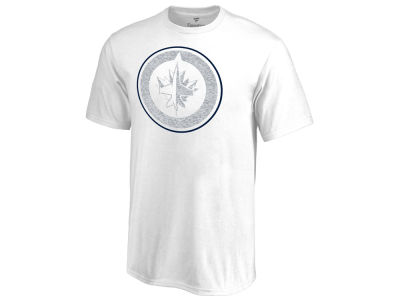 Winnipeg Jets NHL Branded NHL Men's White Out T-shirt