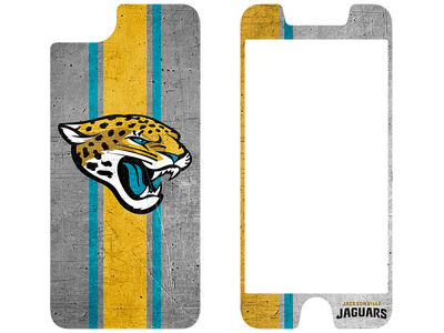 Jacksonville Jaguars OtterBox iPhone Alpha Glass Protector