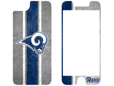 Los Angeles Rams OtterBox iPhone Alpha Glass Protector