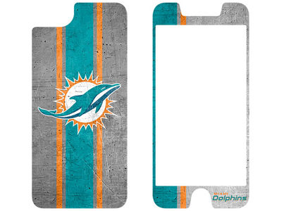 Miami Dolphins OtterBox iPhone Alpha Glass Protector