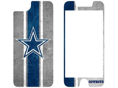 Dallas Cowboys OtterBox iPhone Alpha Glass Protector