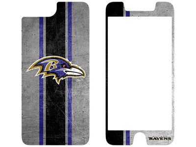 Baltimore Ravens OtterBox iPhone Plus Alpha Glass Protector