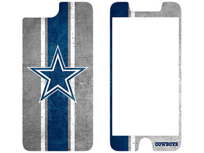 Dallas Cowboys OtterBox iPhone Plus Alpha Glass Protector