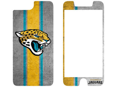 Jacksonville Jaguars OtterBox iPhone Plus Alpha Glass Protector
