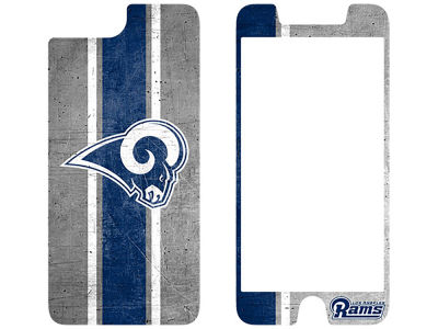 Los Angeles Rams OtterBox iPhone Plus Alpha Glass Protector