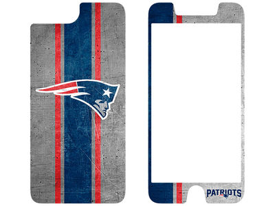 New England Patriots OtterBox iPhone Plus Alpha Glass Protector