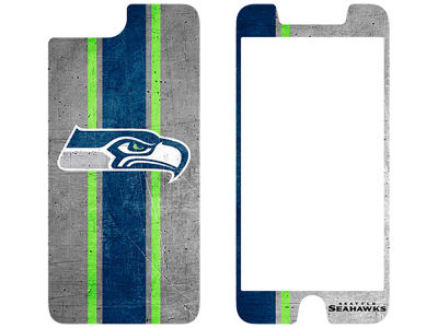 Seattle Seahawks OtterBox iPhone Plus Alpha Glass Protector