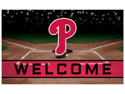 Philadelphia Phillies Fan Mats Crumb Rubber Door Mat