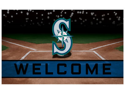 Seattle Mariners Fan Mats Crumb Rubber Door Mat