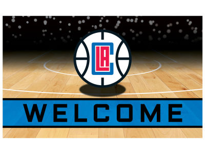 Los Angeles Clippers Fan Mats Crumb Rubber Door Mat