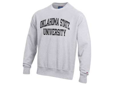Oklahoma State Cowboys Champion NCAA Men's Reverse Weave Crew Sweatshirt