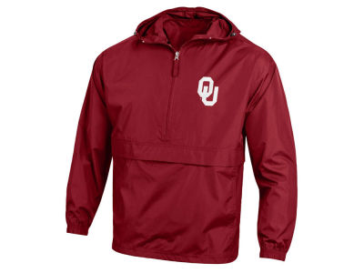 Oklahoma Sooners Champion NCAA Packable Windbreaker Jacket