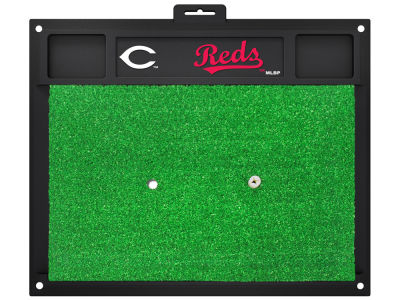 Cincinnati Reds Fan Mats Golf Hitting Mat