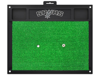 San Antonio Spurs Fan Mats Golf Hitting Mat