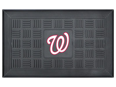 Washington Nationals Fan Mats Medallion Door Mat