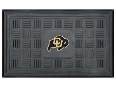 Colorado Buffaloes Fan Mats Medallion Door Mat