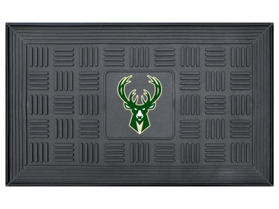 Milwaukee Bucks Fan Mats Medallion Door Mat