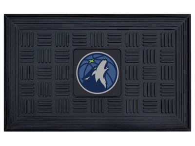 Minnesota Timberwolves Fan Mats Medallion Door Mat