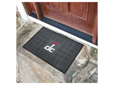 Washington Wizards Fan Mats Medallion Door Mat