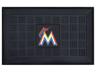 Miami Marlins Fan Mats Medallion Door Mat