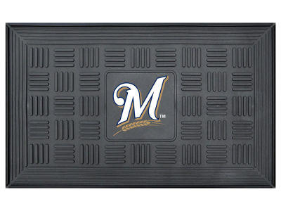 Milwaukee Brewers Fan Mats Medallion Door Mat