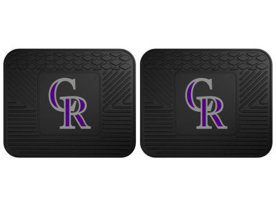 Colorado Rockies Fan Mats 2 Utility Mats