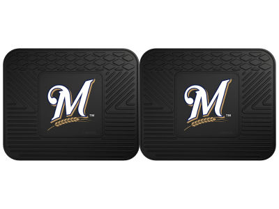 Milwaukee Brewers Fan Mats 2 Utility Mats