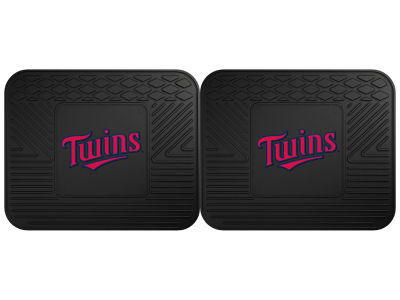 Minnesota Twins Fan Mats 2 Utility Mats