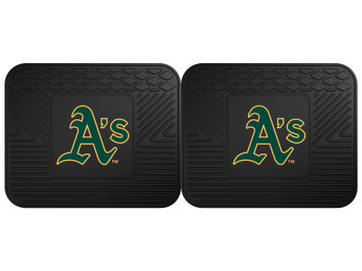 Oakland Athletics Fan Mats 2 Utility Mats