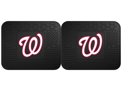 Washington Nationals Fan Mats 2 Utility Mats