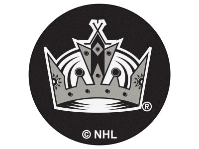 Los Angeles Kings Fan Mats Puck Mat