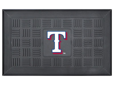 Texas Rangers Fan Mats Medallion Door Mat