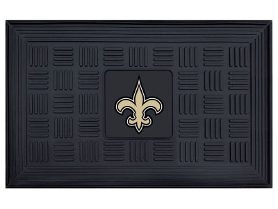 New Orleans Saints Fan Mats Medallion Door Mat