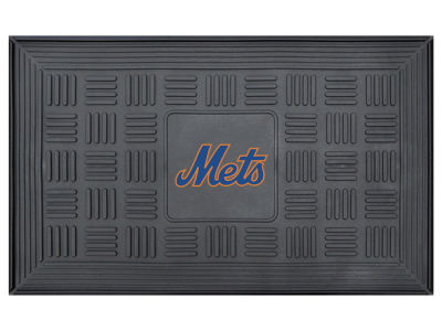 New York Mets Fan Mats Medallion Door Mat