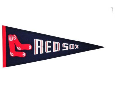 Boston Red Sox Winning Streak MLB Cooperstown Pennant