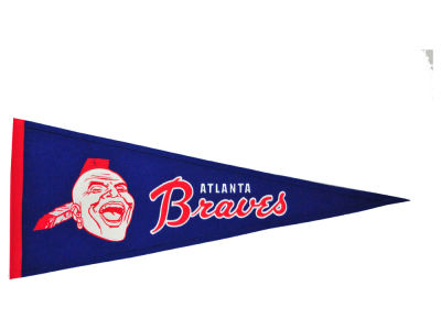 Atlanta Braves Winning Streak MLB Cooperstown Pennant