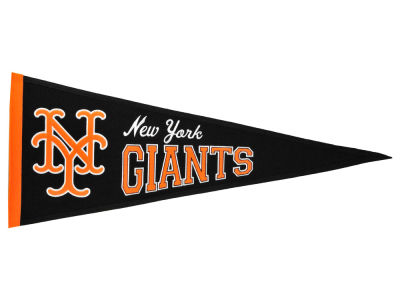 New York Giants Winning Streak MLB Cooperstown Pennant