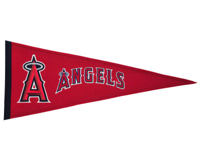 Los Angeles Angels Winning Streak Traditions Pennant