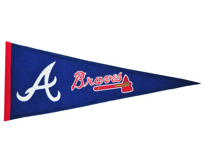 Atlanta Braves Winning Streak Traditions Pennant