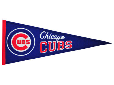 Chicago Cubs Winning Streak Traditions Pennant