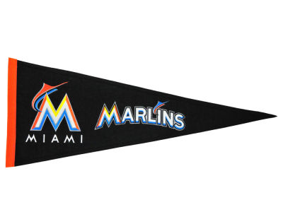 Miami Marlins Winning Streak Traditions Pennant