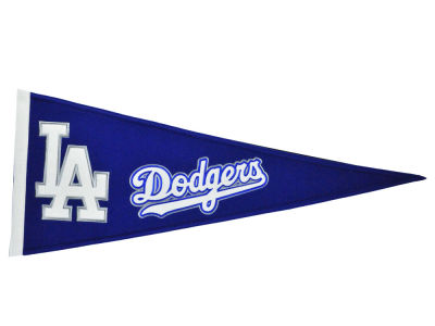 Los Angeles Dodgers Winning Streak Traditions Pennant