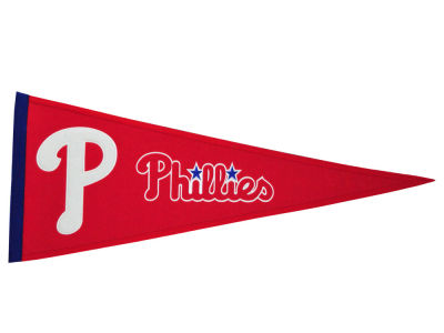 Philadelphia Phillies Winning Streak Traditions Pennant