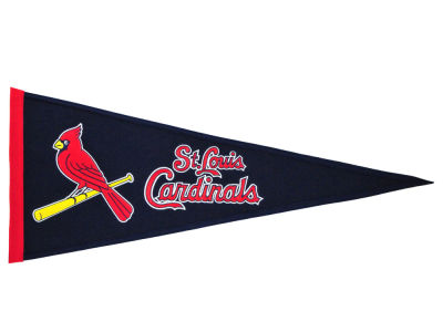 St. Louis Cardinals Winning Streak Traditions Pennant