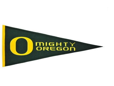 Oregon Ducks Winning Streak Traditions Pennant