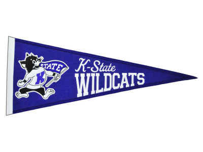 Kansas State Wildcats Winning Streak Traditions Pennant