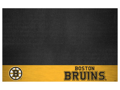 Boston Bruins Fan Mats Grill Mat