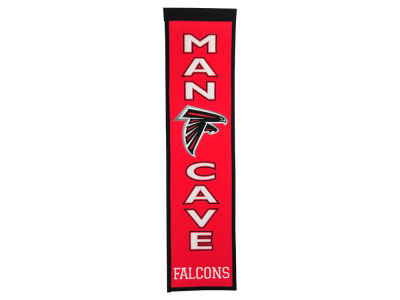 Atlanta Falcons Winning Streak Man Cave Banner V