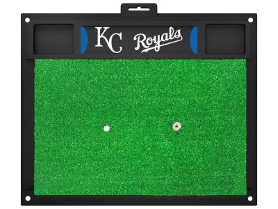 Kansas City Royals Fan Mats Golf Hitting Mat