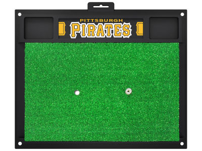 Pittsburgh Pirates Fan Mats Golf Hitting Mat